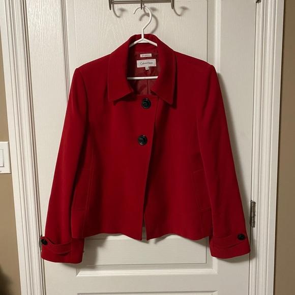 Calvin Klein Dress coat